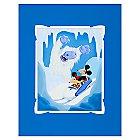 Mickey and Minnie Mouse ''Auf Wiedersehen'' Deluxe Print by Kristin Tercek