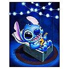Stitch ''Stitch Serenade'' Magnet by Kristin Tercek