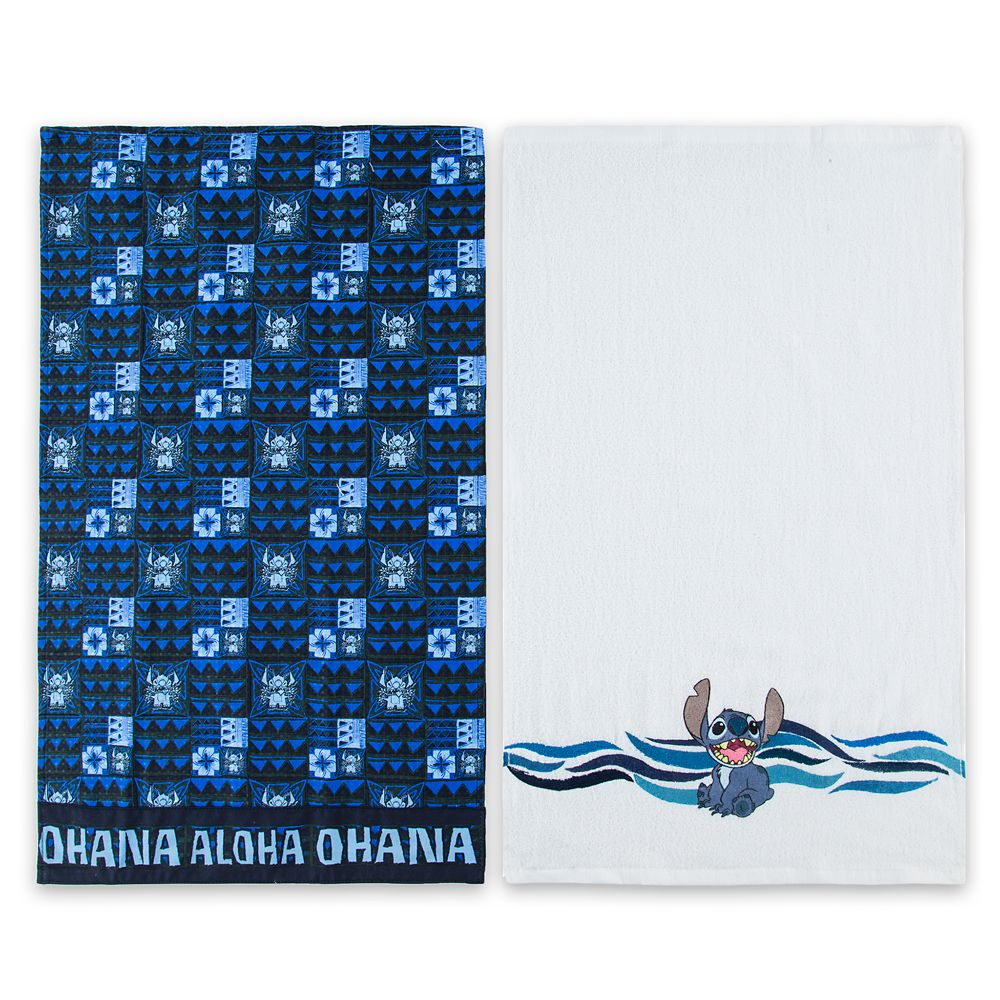 Stitch Kitchen Towel Set