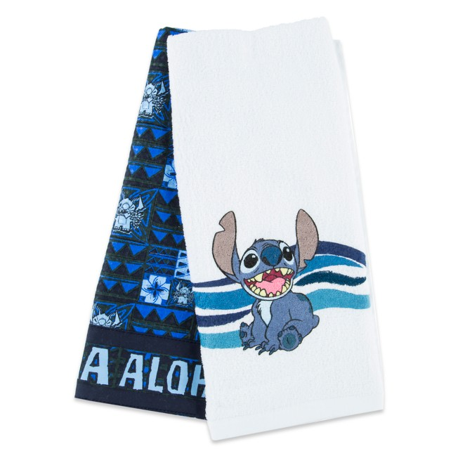 Stitch Kitchen Towel Set