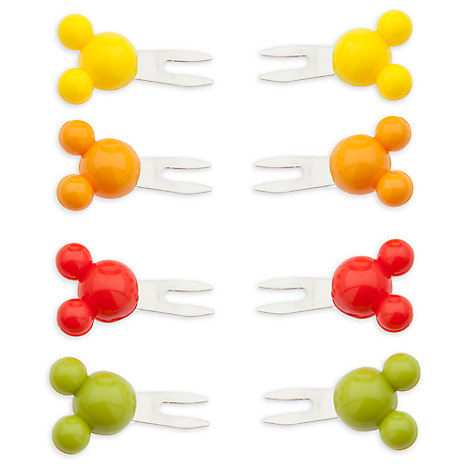 Mickey Mouse Citrus Corn Holders