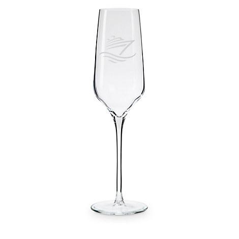 Disney Cruise Line Champagne Glass