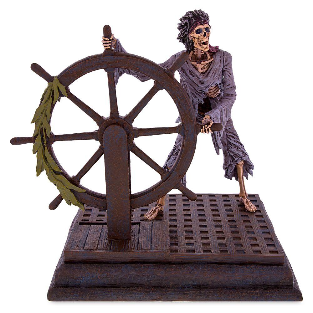 Pirates of the Caribbean Helmsman Figurine