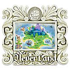 Never Land Resin Photo Frame - Peter Pan - 4'' x 6''
