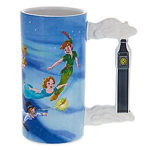 Peter Pan Tall Mug