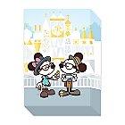 Mickey and Minnie Mouse ''Small World Selfies'' Giclée by Jerrod Maruyama