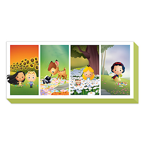 ''Blossoming Friendships'' Giclée by Jerrod Maruyama - Limited Edition