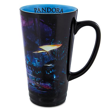 Pandora - The World of Avatar Latte Mug