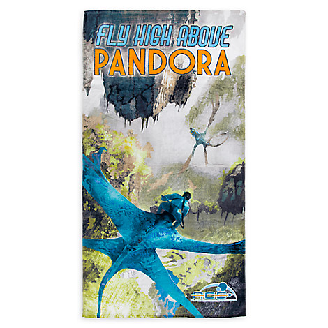 Pandora - The World of Avatar Beach Towel