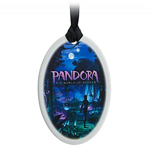 Pandora – The World of Avatar Oval Ornament