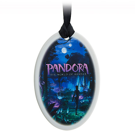 Pandora - The World of Avatar Oval Ornament