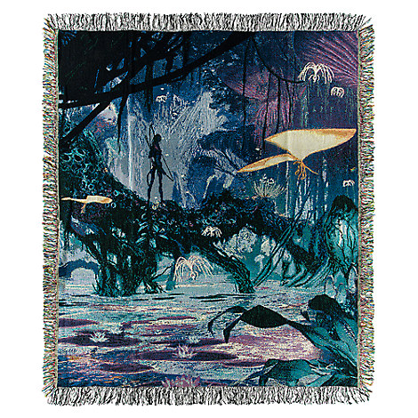 Pandora - The World of Avatar Tapestry Woven Throw