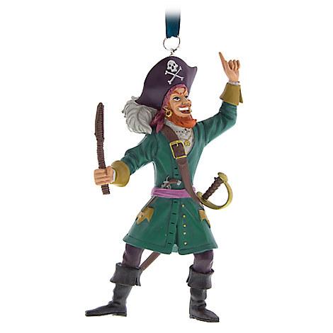 Pirates of the Caribbean Pirate Figural Ornament