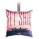 Disney Cruise Line Pillow Ornament