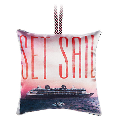 Disney Cruise Line Pillow Ornament