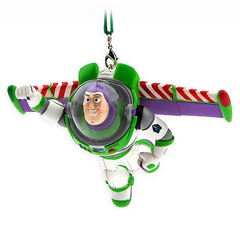 Buzz Lightyear Figural Ornament