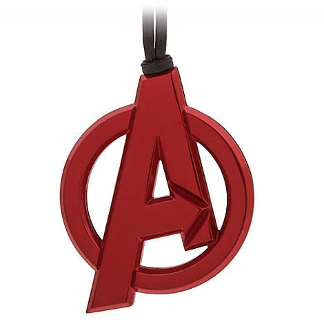 Avengers Logo Ornament