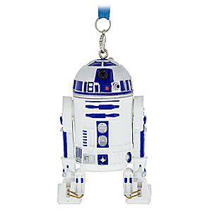 R2-D2 Light-Up Ornament – Star Wars