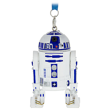 R2-D2 Light-Up Ornament - Star Wars