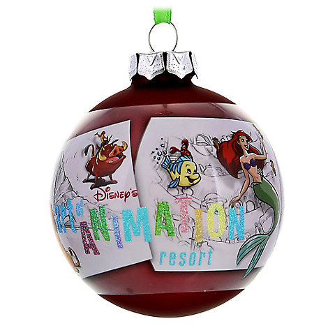 Disney's Art of Animation Ornament