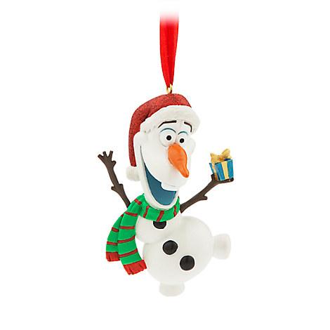 Olaf Figural Ornament
