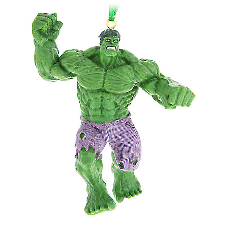 Hulk Figural Ornament