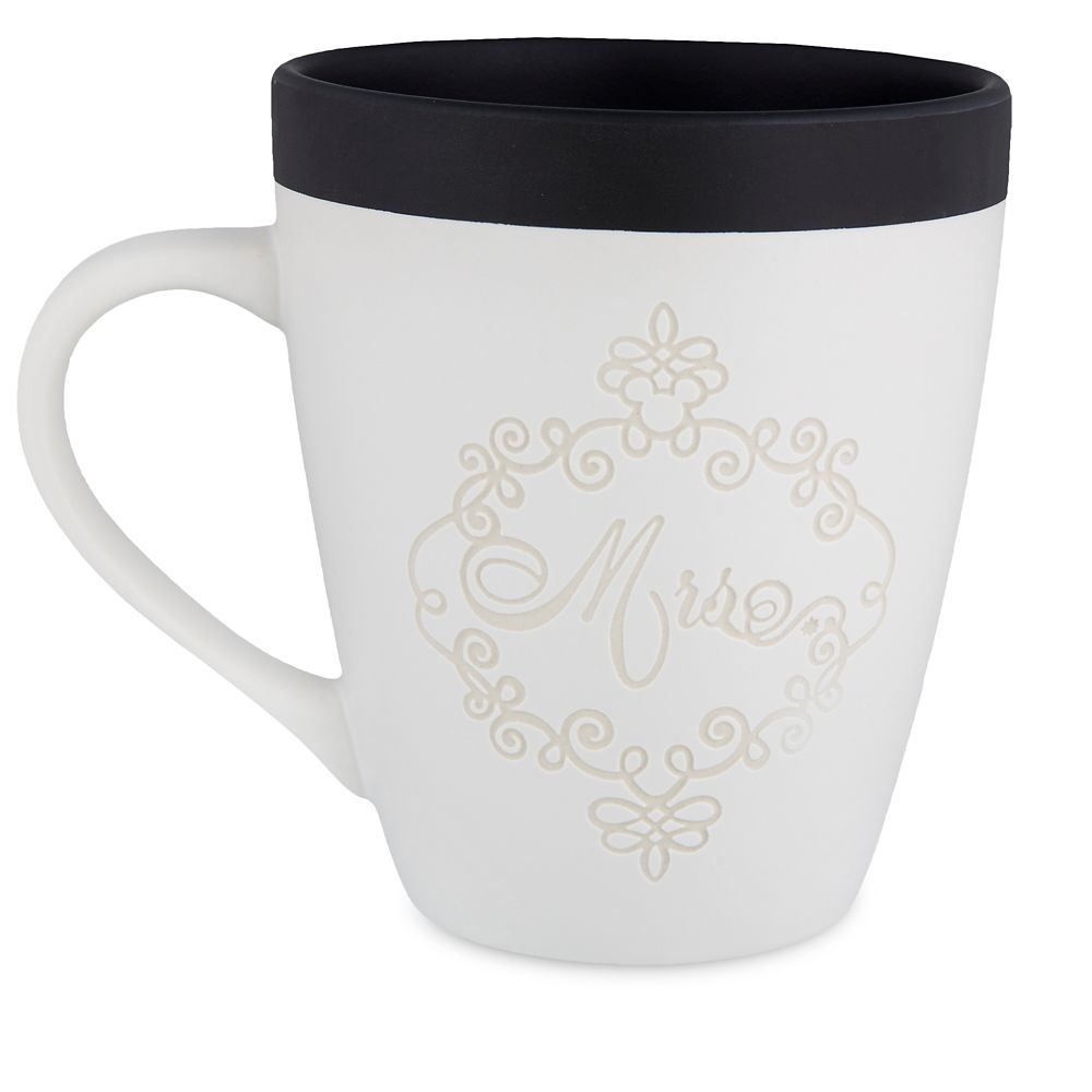 Mickey Mouse Wedding Mug – Mrs.