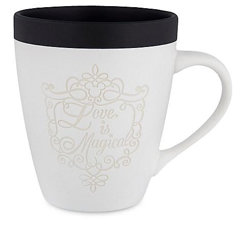 Mickey Mouse Wedding Mug - Mrs.