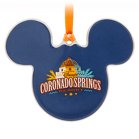 Mickey Mouse Coronado Springs Resort Ornament