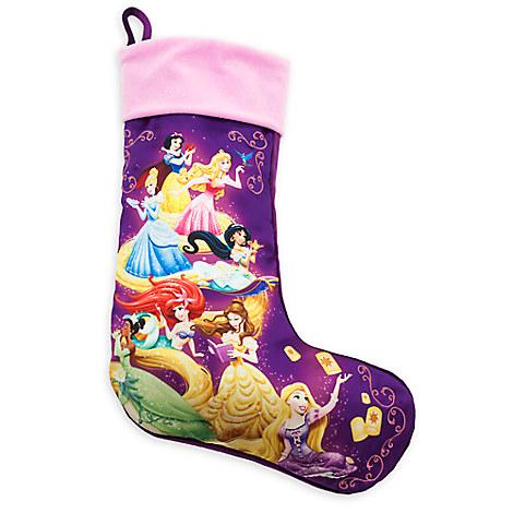 Disney Princess Holiday Stocking