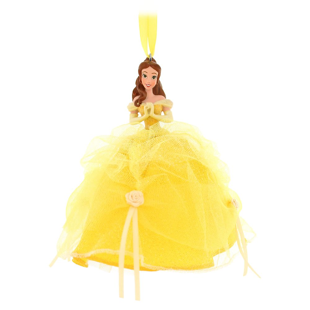 Belle Figural Ornament – Beauty and the Beast