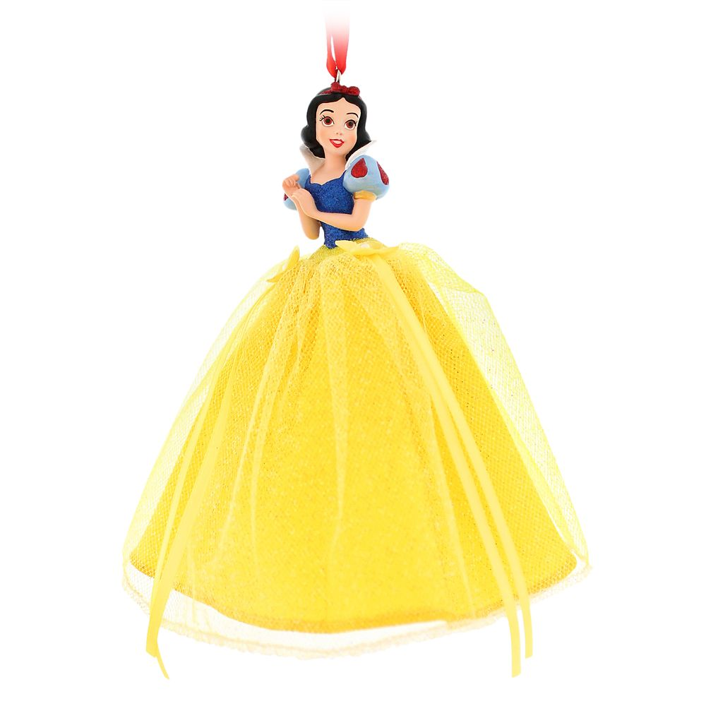 Snow White Dress Ornament