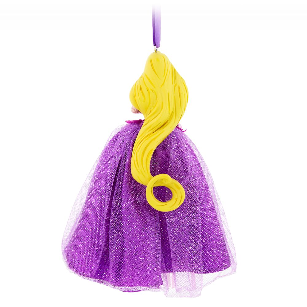 Rapunzel Dress Ornament