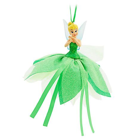 Tinker Bell Dress Ornament