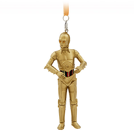 C-3PO Figural Ornament - Star Wars
