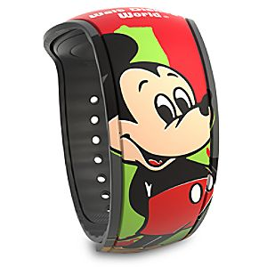 Mickey Mouse YesterEars MagicBand 2 - Limited Availability