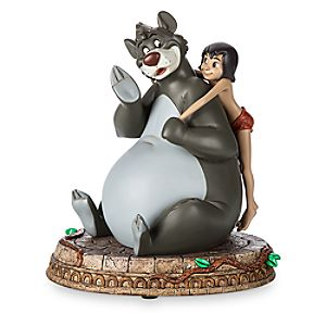 Mowgli and Baloo Figure - The Jungle Book - 50th Anniversary
