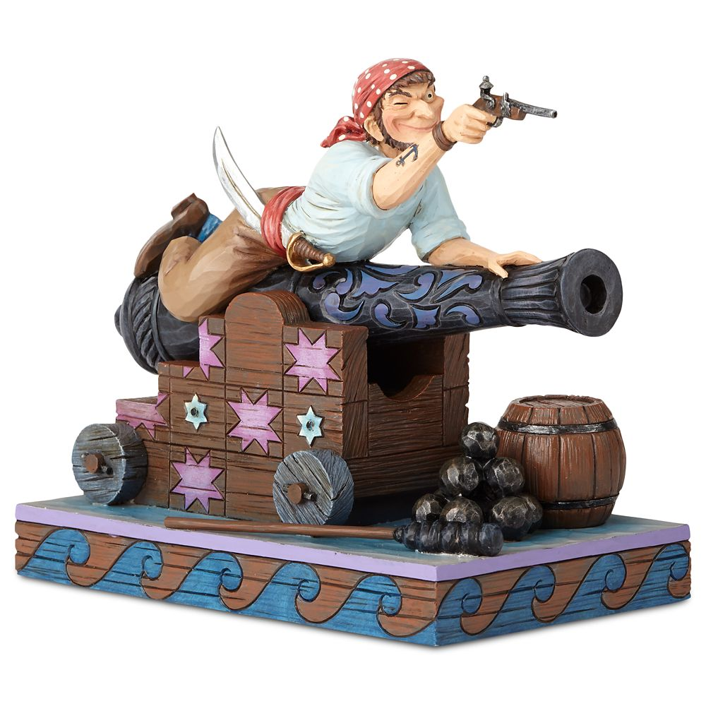 Pirates of the Caribbean 'Pirate on the Cannon' Figure by Jim Shore