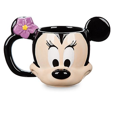 Minnie Mouse Mug - Aulani, A Disney Resort & Spa