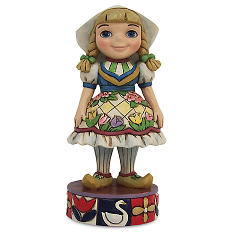 ''it's a small world'' Holland Figure by Jim Shore