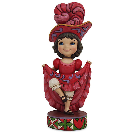 ''it's a small world'' France Figure by Jim Shore