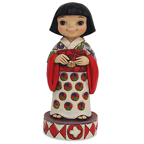 ''it's a small world'' Japan Figure by Jim Shore