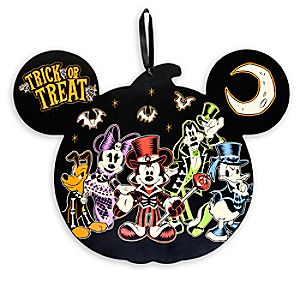 Mickey Mouse and Friends Door Sign