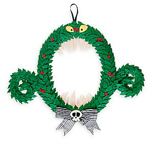 Tim Burton's The Nightmare Before Christmas Monster Wreath