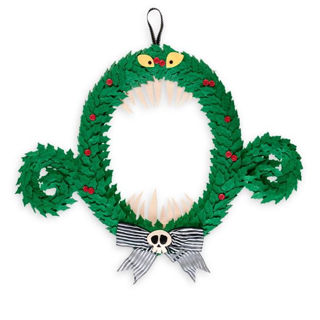 Tim Burton's The Nightmare Before Christmas Monster Wreath