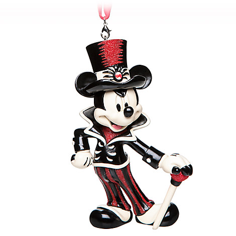Mickey Mouse Halloween Figural Ornament