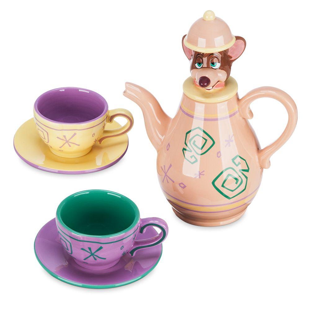 Dormouse Tea Set – Alice in Wonderland
