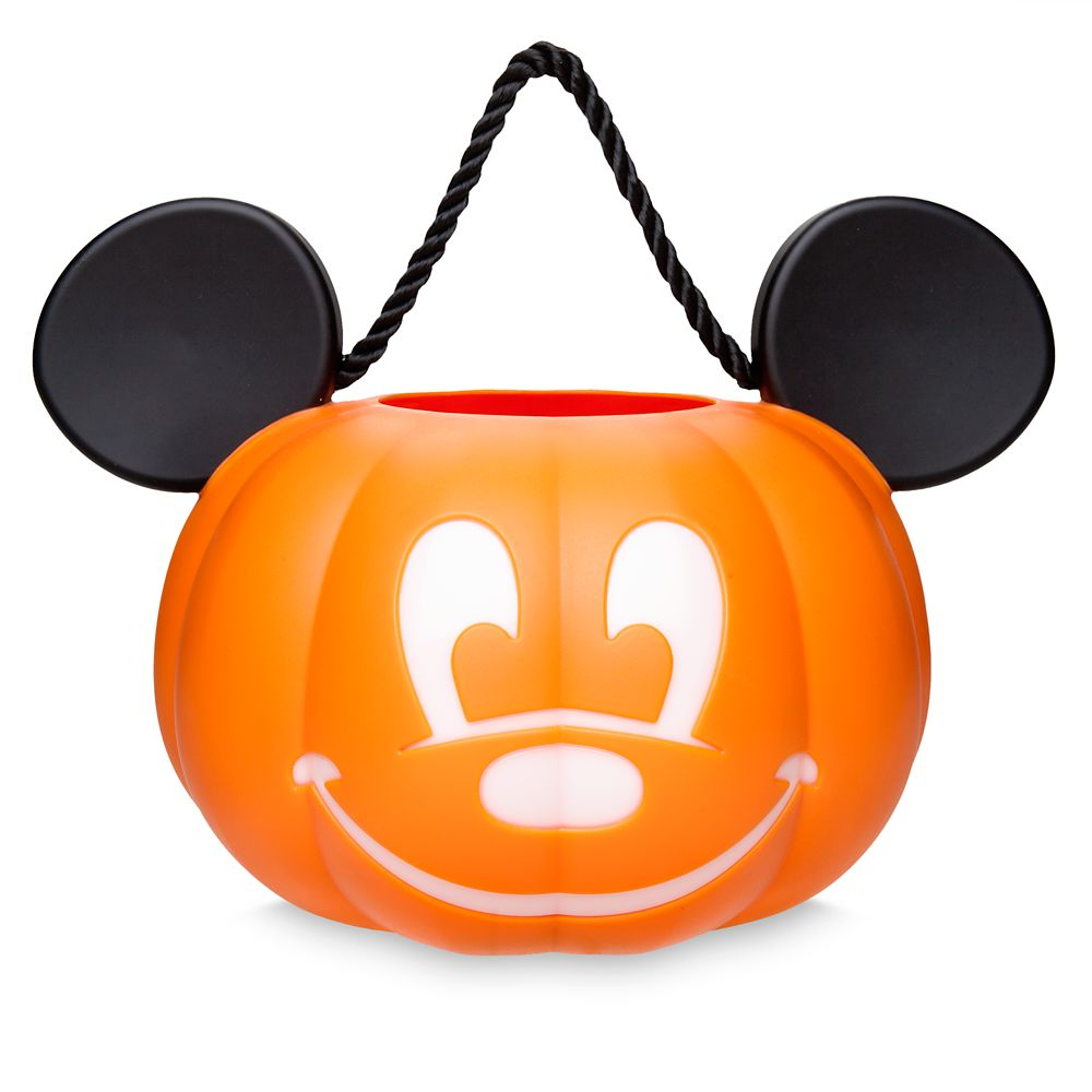 Mickey Mouse Light Up Pumpkin Bucket