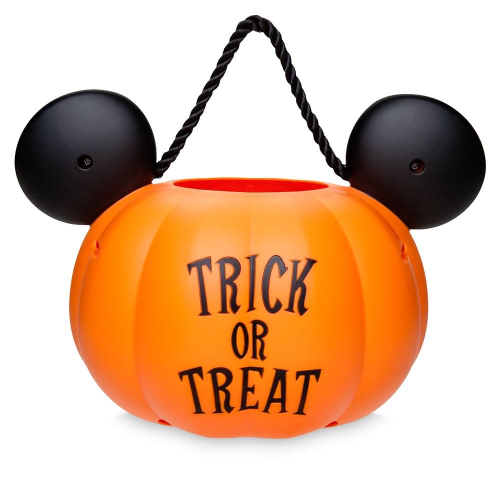 Mickey Mouse Light Up Pumpkin Bucket