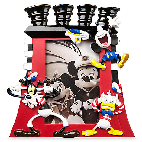 Mickey Mouse and Friends Photo Frame - Disney Cruise Line